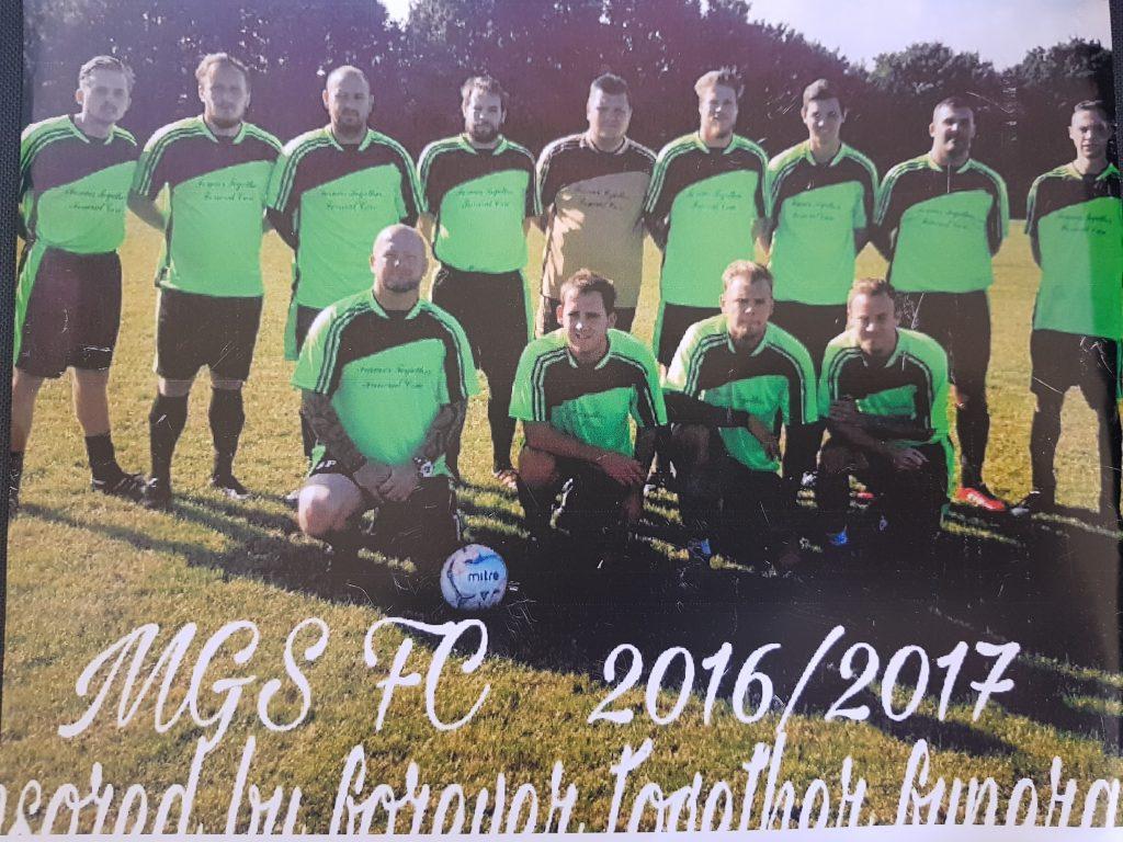 football team green