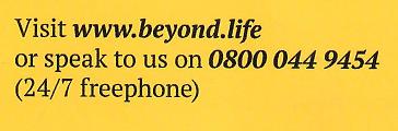 phone number beyond